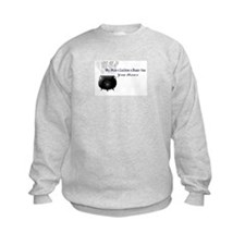 how big is your mom's? Sweatshirt