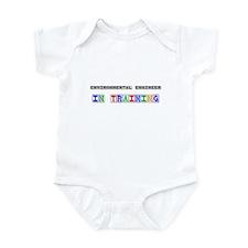 Environmental Engineer In Training Infant Bodysuit