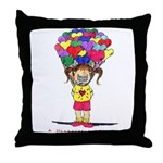 Ortho Kids Throw Pillow