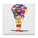 Ortho Kids Tile Coaster