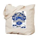 Mudie Family Crest Tote Bag