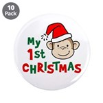 My First Christmas - Monkey 3.5