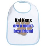 Kai Kens man's best friend Bib