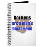 Kai Kens man's best friend Journal