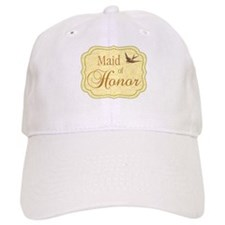 Bird Maid of Honor Baseball Cap