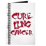 Cure Lung Cancer GRAFFITI 1 Journal
