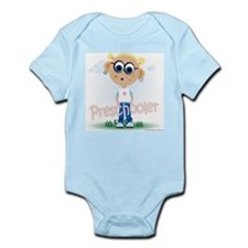 Preschool Girl (bl) Infant Bodysuit