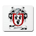 Murison Family Crest Mousepad