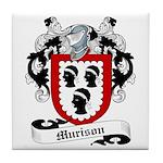 Murison Family Crest Tile Coaster