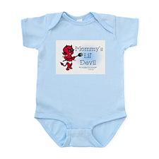 Mommy's Lil' Devil Tattoo Infant Bodysuit