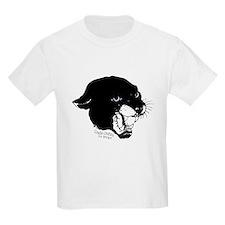 Black Panther Vintage Tattoo T-Shirt