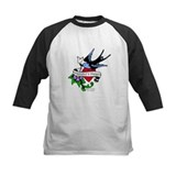 Mommy's Heart Dove Tattoo Tee