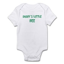 Daddys little Bee Infant Bodysuit