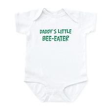 Daddys little Bee-Eater Infant Bodysuit
