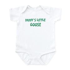 Daddys little Goose Onesie