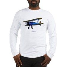 Boeing PT-17 Stearman Long Sleeve T-Shirt