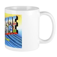 Baltimore Maryland Greetings Mug