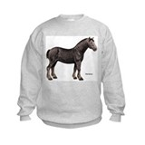 Percheron Horse Sweatshirt