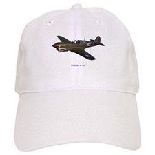 Curtiss P-40 Baseball Cap