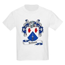 Neilson Family Crest Kids T-Shirt