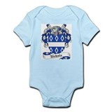 Nichols Family Crest Infant Creeper