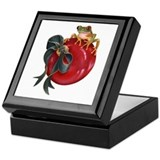 Holiday Keepsake Box
