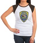 Montana Highway Patrol Women's Cap Sleeve T-Shirt