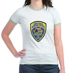 Montana Highway Patrol Jr. Ringer T-Shirt