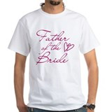 Hearts Father of the Bride Shirt