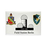 Field Station Berlin (ASA/DLIWC) Fridge Magnet