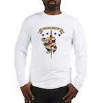 Love Steel Drum Long Sleeve T-Shirt