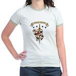 Love Steel Drum Jr. Ringer T-Shirt