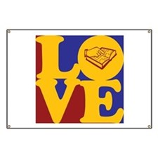 Teaching the Visually Impaired Love Banner