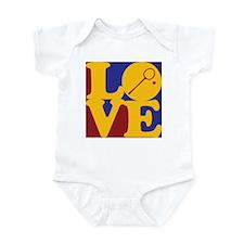 Squash Love Infant Bodysuit