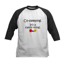Co-sleeping family Tee