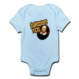 Shakespeare Rocks Infant Bodysuit