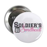 "Soldier's Sweetheart 2.25"" Button"