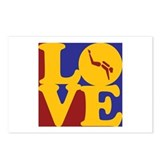 Scuba Diving Love Postcards (Package of 8)