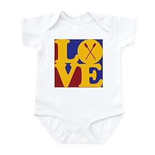 Rowing Love Infant Bodysuit