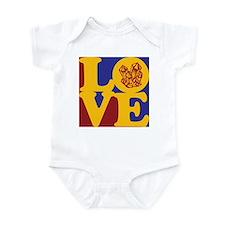 Rockhounding Love Infant Bodysuit