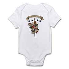 Love Respiratory Therapy Infant Bodysuit
