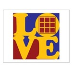 Quilts Love Small Poster
