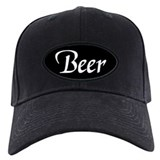 Plain Beer Baseball Hat
