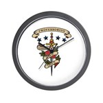 Love Professoring Wall Clock