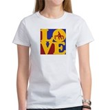 Physical Therapy Love Tee