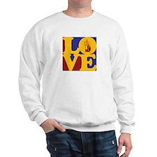 Pediatrics Love Sweatshirt