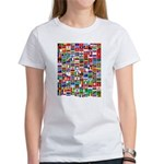 Parade of Nations Women's T-Shirt