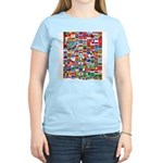 Parade of Nations Women's Light T-Shirt