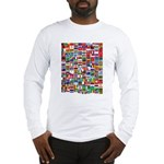 Parade of Nations Long Sleeve T-Shirt