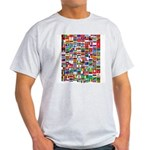 Parade of Nations Light T-Shirt